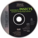 Zane: Insects Springtails through Wasps and Bees CD for Win/Mac - NEW CD in SLV