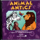Animal Antics (Ages 4-9) CD-ROM for Win/Mac - NEW in Sealed JC