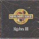 Multimedia Algebra III v.3.5 CD-ROM for Windows - NEW CD in SLEEVE