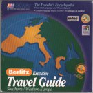 Berlitz Executive Travel Guide - Southern/Western Europe PC-CD -NEW in Flat Pack