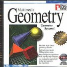 Multimedia Geometry (1996) CD-ROM for Windows - NEW CD in SLEEVE