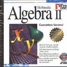 Multimedia Algebra II CD-ROM for Windows - NEW CD in SLEEVE