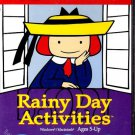 Madeline Rainy Day Activities (Ages 5+) CD-ROM for Win/Mac - NEW in DVD BOX