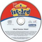 Mind Twister Math (2007 Edition) PC-CD for Windows - NEW CD in SLEEVE