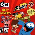 Cartoon Network All Stars (4 Titles) PC CD-ROM for Windows - NEW in JC