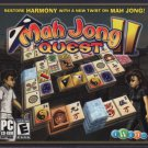 Mah Jong Quest II CD-ROM for Windows - NEW in JC