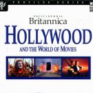 Britannica: Hollywood and the World of Movies CD for Win/Mac - NEW CD in SLEEVE
