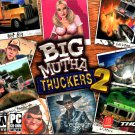 Big Mutha Truckers 2 PC CD-ROM for Windows - NEW CD in SLEEVE