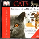 Eyewitness Virtual Reality: Cats CD-ROM for Windows - NEW in Jewel Case
