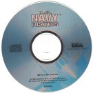 U.S. Navy Fighters CD-ROM for Windows 95/DOS - NEW CD in SLEEVE