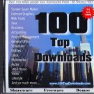 100 Top Downloads CD-ROM for Windows - NEW CD in SLEEVE