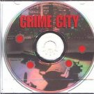 Crime City CD-ROM for DOS - New CD in SlEEVE