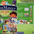 PrintMaster Nick Jr. PC-DVD for Windows XP/Vista - NEW in BOX