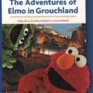 The Adventures of Elmo in Grouchland (Ages 3-6) PC-CD for Win - NEW CD in SLEEVE