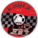 Al Unser Jr. PC CD-ROM for Windows 3.1/95 - New CD in SLEEVE