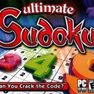 Ultimate Sudoku (Can You Crack The Code?) PC-CD for Windows - Factory Sealed JC