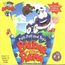 Putt-Putt: Balloon-O-Rama (Ages 3-8) CD-ROM for Win/Mac - NEW CD in SLEEVE