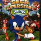 SEGA SuperStars Tennis (Playstation 2, 2008) - FACTORY SEALED!