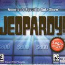 JEOPARDY! America's Favorite Quiz Show (PC-CD, 2003) for XP/Vista - NEW in JBox