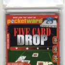 Five Card Drop (PC-CD, 2002) for Windows 95/98/Me/NT/2000/XP - NEW in PKG