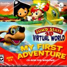 JumpStart 3D World: My First Adventure (Ages 3-5) PC-CD for Windows - NEW in JC