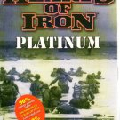Hearts of Iron Platinum (PC-CD, 2004) for Windows 98/ME/2000/XP - NEW in BOX