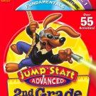 JumpStart Advanced 2nd Grade (3 CDs) for Win/Mac - NEW in CDs SLEEVE