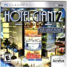 Hotel Giant 2: The Large Scale Life Simulation (PC-DVD, 2010) - NEW CD in SLEEVE
