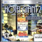 Hotel Giant 2: The Large Scale Life Simulation (PC-DVD, 2010) -Factory Sealed JC