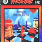 THEATRE OF WAR for DOS - NEW in BOX RARE! OOP!