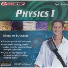 SpeedStudy Physics 1 (PC-CD, 2010) for Windows - NEW in Jewel Case