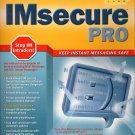 Zone Labs: IMsecure PRO PC-CD Win98SE-XP - NEW in BOX