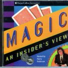 Magic - An Insider's View (PC-CD, 1995) for Windows - NEW in Sealed Jewel Case