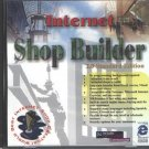 Internet Shop Builder 2.0 (PC-CD, 1998) for Windows - NEW CD in SLEEVE
