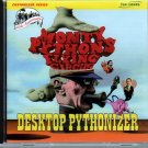 Monty Python's Desktop Pythonizer CD-ROM for Windows - NEW in Jewel Case