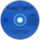 Contact Tracker (PC-CD, 1995) for Windows & DOS - NEW CD in SLEEVE