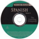 Success Builder Spanish (PC-CD, 1998) for Windows - NEW CD in SLEEVE