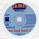The Real Deal 2 (PC-CD, 2000) for Windows 95/98/Me - NEW CD in SLEEVE