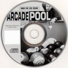 Arcade Pool (PC-CD, 1994) for DOS - NEW CD in SLEEVE