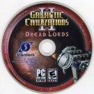 Galactic Civilizations II: Dread Lords (PC-DVD, 2008) Windows - NEW in SLEEVE