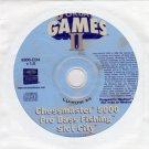 Chessmaster 5000, Pro Bass Fishing & Slot City (PC-CD, 1999) - NEW CD in SLEEVE