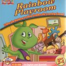 Toddler's Toybox: Rainbow Playroom (Ages 2-4) (PC-CD, 2008) - NEW Retail Sleeve