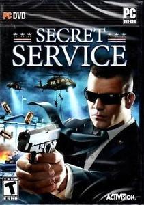 Secret Service: Ultimate Sacrifice DVD-ROM for Windows XP/Vista - NEW in DVD BOX