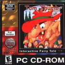 Tom Thumb Interactive Fairy Tale (Ages 6+) (PC-CD, 2000) - NEW CD in SLEEVE