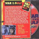 WAR IN THE GULF (PC-CD, 1993) for DOS - NEW CD in SLEEVE