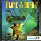 Alone in the Dark 2 (PC-CD, 1995) for DOS/WIN - NEW CD & MANUAL in SLEEVE