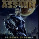 GALACTIC ASSAULT: Prisoner of Power (PC-DVD, 2007) - NEW DVD in SLEEVE