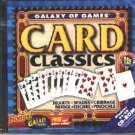 Card Classics Deluxe (PC-CD, 1998) Windows 95/98 - NEW CD in SLEEVE