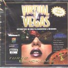 Virtual Vegas - Turbo Blackjack (PC-CD, 1994) for Win/Mac - NEW CD in SLEEVE