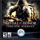 Medal of Honor: Pacific Assault PC-DVD for Windows Vista/XP/2000 - NEW in SLEEVE